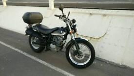 Susuki van van 125cc 2014