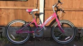 Claud Butler Blossom bike