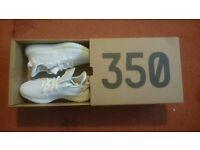 ADIDAS YEEZY BOOST 350 V2 (PRE-RELEASE) CREAM/WHITE BRAND NEW