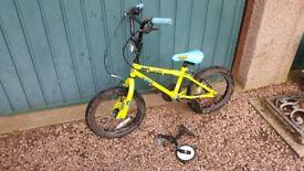 "Apollo Ace Kids Bike - 16"" Wheel"