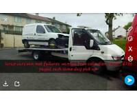 SCRAP CARS WANTED £100- £1000 FREE COLLECTION
