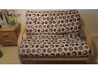 Futon Bed / Settee - 3/4 size