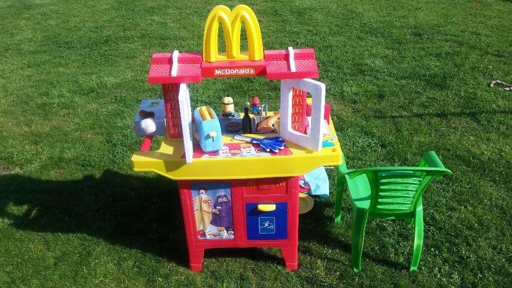 Mcdonalds Kitchen Drive Through Play Set In Dundee Gumtree