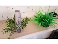Biorb ornaments for fish tank