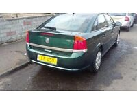 IMMACULATE VECTRA FOR SALE/MAY TAKE INTERESTING P/X