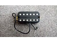 Electric guitar pick ups for sale. Two hum buckers and a DiMarzio single coil.