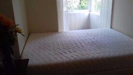 Double mattress, Memory foam