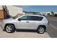 Jeep Compass 2.0 CRD Limited 4x4 5dr Quick sale