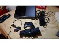 Xbox one 1tb Bundle,Controler,Headset,Kinect Sensor,2 games,Call of Duty-ghosts, Forza Motorsport 5.