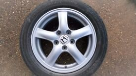 Honda 16 inch alloy wheel