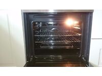 Electric fan oven - Nardi silver oven rarely used