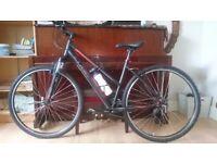 Ladies Hybrid Bike - Cube