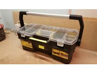 Stanley Top Edge 24inch/61cm Tote & Organizer Tool box