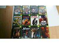 Xbox classic games all work on the Xbox 360