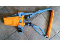 Baby walker harness / walking support