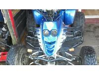 Quadzilla stinger 250cc road legal