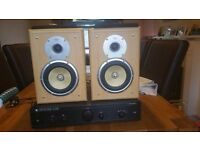 High quality speakers and Amplifier for sale