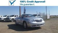 2008 Chrysler Sebring Convertible Low Monthly Payments!!
