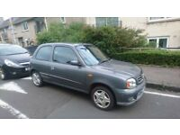 Nissan Micra for sale.
