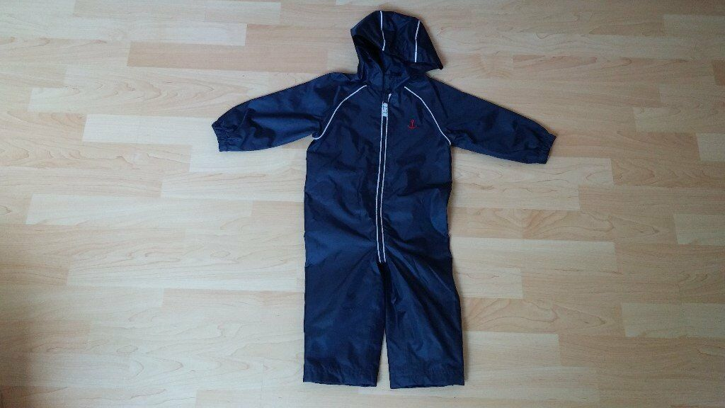 AS NEW Puddlesuit - MOTHERCARE - 9-12 months