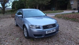 Audi A3 SE, 3 door, full service history, good condition