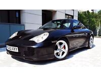 Porsche 911 C4S 996 3.6 Manual Coupe 2002