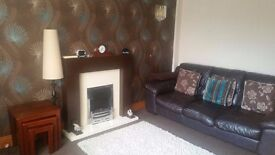 3 Bed Room Semi Detached house with off road parking, large gardens front/rear in desirable location