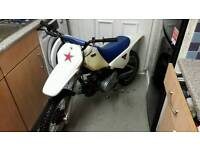 4 STROKE PY90CC 4 GEARS SEMI AUTO RUNS AND RIDES. JUST NEEDS A AIRFILTER