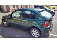 ROVER 25 1.4 PETROL, CHEAP TAX AND INSURANCE