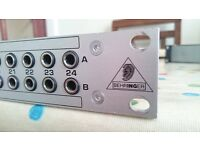 Behringer Ultrapatch Pro PX2000 Patch Bay