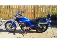 Kawasaki Eliminator 125cc Motorbike, 2006 Motorcycle for Men or Women £1195 ono