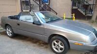 91 Chrysler Lebaron