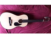 Burswood Guitar (Child/Student/Junior) *with bag & pick*