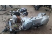 GILERA / PIAGGIO 50CC AIR COOLED ENGINE