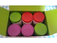Juice plus capsules 4 months