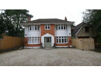 BEAUTIFUL EN SUIT ROOM IN A LUXURIOUS HOUSE, CLOSE TO TOWN, SHOPS,BOURNEMOUTH UNI LANDSDOWNE CAMPUS