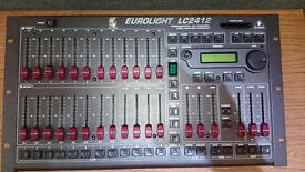 Behringer Eurolight LC2412 Lighting Control Desk