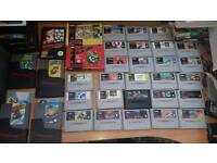 Nintendo Sega games and consoles