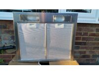 BOSCH DWW06W450B Cooker Hood – Stainless Steel.