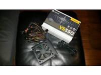 Corsair VS550 power supply new in box