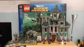 Lego DC Arkham Asylum Breakout