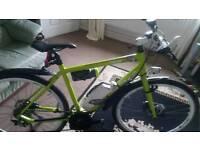 Scott electric subway mountain bike