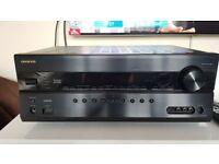 Onkyo TX-SR608 7.2 Channel, 160W, AMP (Black) - £150