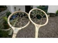 Old fashioned item lacrosse sticks for sale