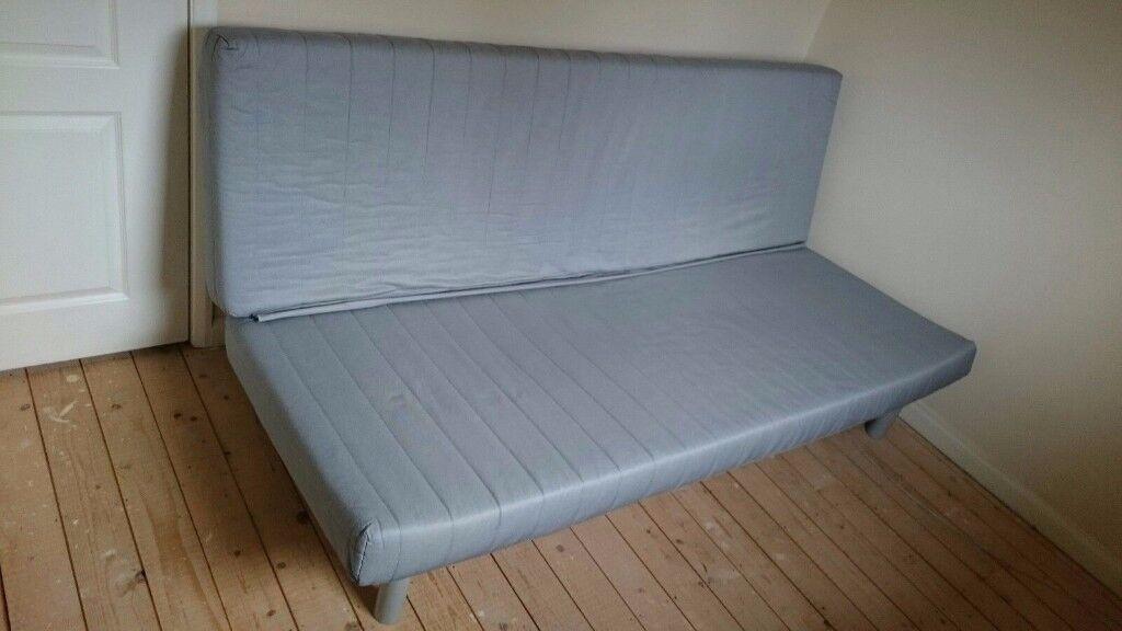 IKEA Three-seat sofa-bed BEDDINGE LÖVÅS