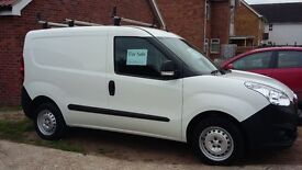 2015 Vauxhall Combo Van, 30,000 miles, good condition, A Must See!!!