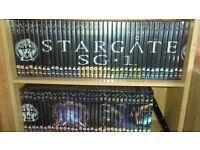 Complete full series stargate sg1
