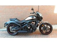 Special edition 650cc ABS traction control matt black mint condition. Screen and 12v socket fitted