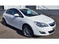 Vauxhall Astra 1.4 i VVT 16v Exclusiv 5dr