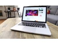 13.3' Apple MacBook Pro Retina 2.8Ghz Core i7 8gb Ram 251GB SSD Logic Pro Serato Final Cut Pro Adobe